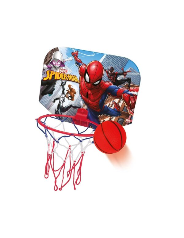 As Company Μπασκέτα Spiderman 5202-14014 As Αγόρι 3-4 ετών, 4-5 ετών, 5-7 ετών Spiderman