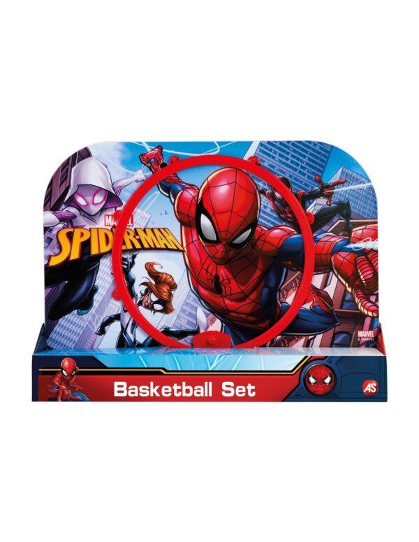 As Company Μπασκέτα Spiderman 5202-14014 Spiderman Αγόρι 3-4 ετών, 4-5 ετών, 5-7 ετών As
