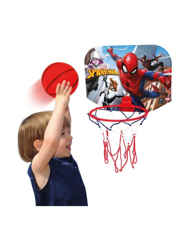 As Spiderman As Company Μπασκέτα Spiderman 5202-14014 Αγόρι 3-4 ετών, 4-5 ετών, 5-7 ετών