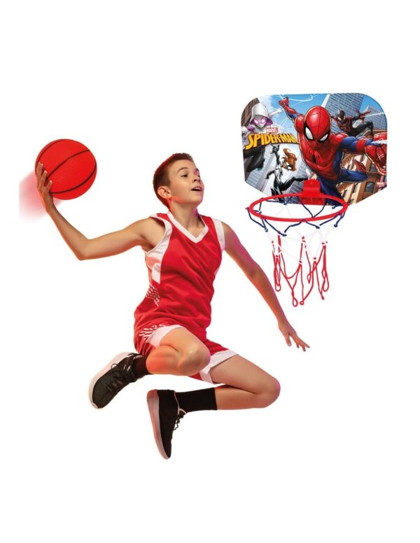 Spiderman As Αγόρι 3-4 ετών, 4-5 ετών, 5-7 ετών As Company Μπασκέτα Spiderman 5202-14014
