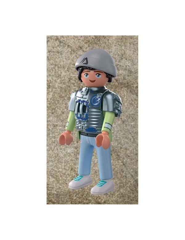 Playmobil Αγκυλόσαυρος με μαχητή εναντίον ρομπότ 70626 4-5 ετών, 5-7 ετών, 7-12 ετών Αγόρι Playmobil, Playmobil Dino Rise