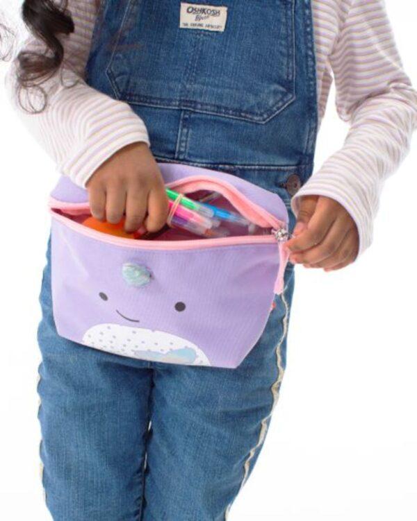 Skip Hop   Skip Hop Παιδική Τσάντα Zoo Hip Pack Φάλαινα