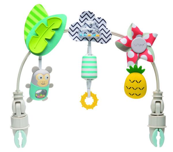 Taf Toys Παιχνίδι Καροτσιού Αψίδα T-12135 Taf Toys Αγόρι, Κορίτσι 0-6 μηνών, 12-24 μηνών, 6-12 μηνών