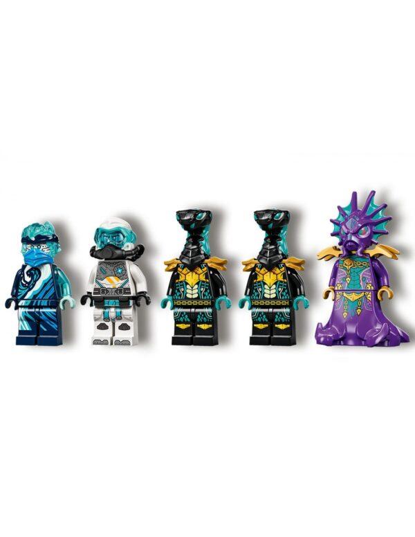Lego Ninjago Δράκος του Νερού  71754 Αγόρι 12 ετών +, 7-12 ετών  LEGO, Lego Ninjago