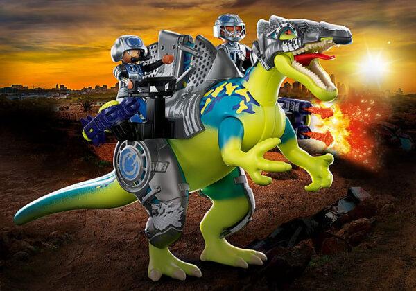 Playmobil Dino Rise Σπινόσαυρος με διπλή πανοπλία 70625 4-5 ετών, 5-7 ετών, 7-12 ετών Αγόρι Playmobil, Playmobil Dino Rise