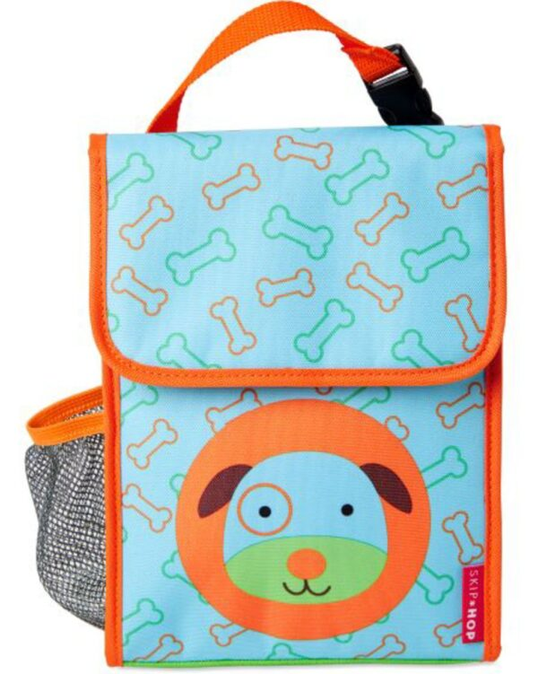 Skip Hop  Skip Hop Zoo Παιδική Ισοθερμική Τσάντα Σκυλάκι