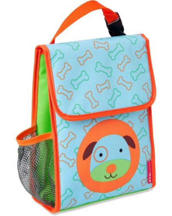 Skip Hop Zoo Παιδική Ισοθερμική Τσάντα Σκυλάκι    Skip Hop