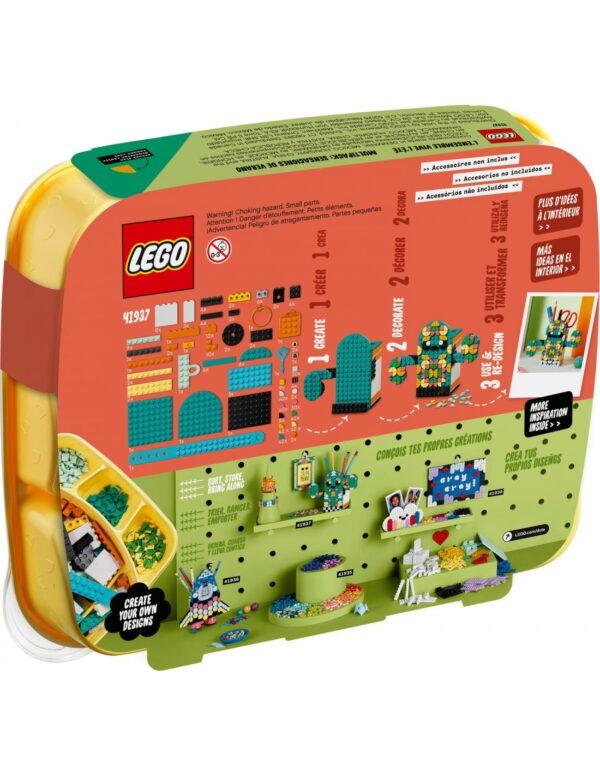 LEGO, Lego Dots Lego DOTS Πολυσυσκευασία με Άρωμα Καλοκαιριού  41937 5-7 ετών, 7-12 ετών Αγόρι