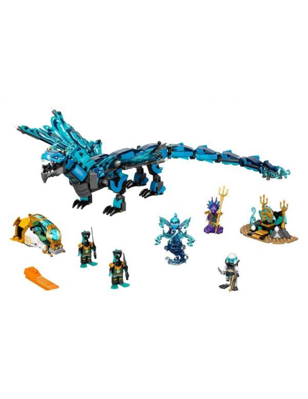 Lego Ninjago Δράκος του Νερού  71754 12 ετών +, 7-12 ετών Αγόρι LEGO, Lego Ninjago
