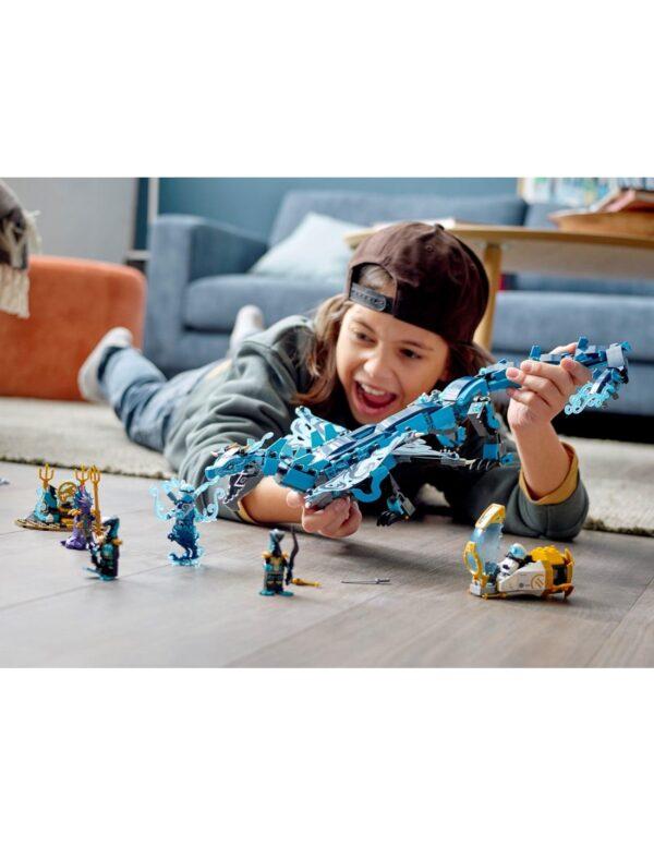 Lego Ninjago Δράκος του Νερού  71754 LEGO, Lego Ninjago 12 ετών +, 7-12 ετών Αγόρι