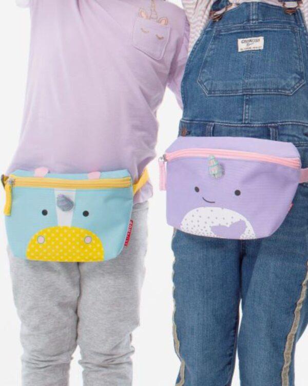 Skip Hop Παιδική Τσάντα Zoo Hip Pack Μονόκερος    Skip Hop