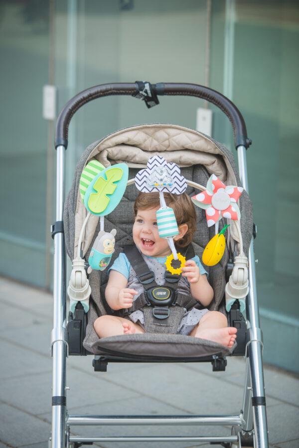 Taf Toys Αγόρι, Κορίτσι 0-6 μηνών, 12-24 μηνών, 6-12 μηνών Taf Toys Παιχνίδι Καροτσιού Αψίδα T-12135