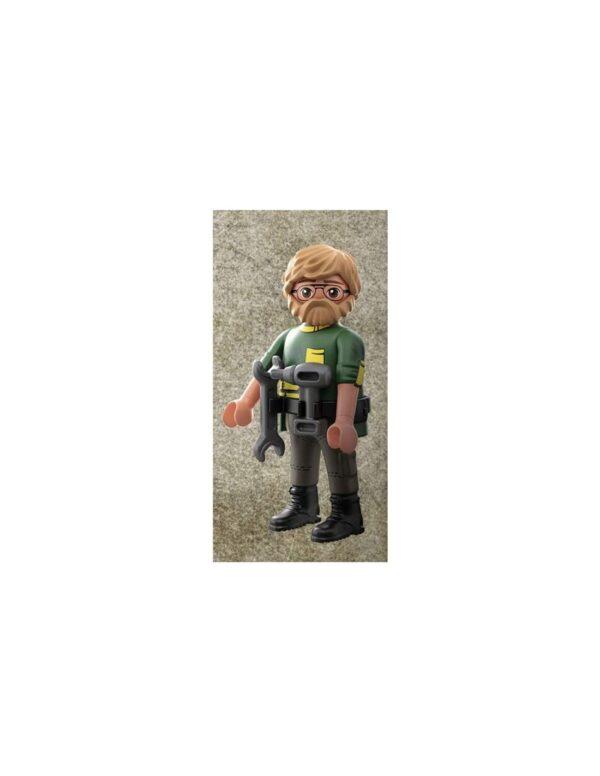 Playmobil Dino Rise Δεινόνυχος με τον θείο Rob 70629 4-5 ετών, 5-7 ετών, 7-12 ετών Αγόρι Playmobil, Playmobil Dino Rise