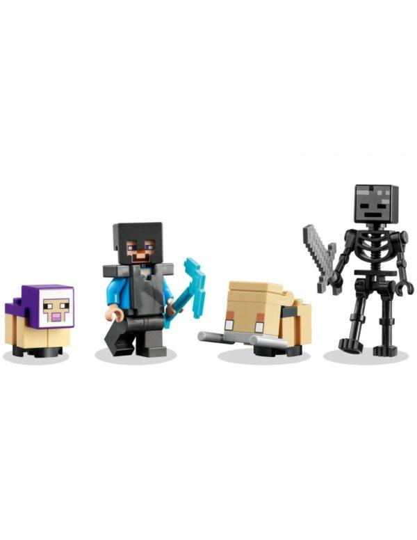 Lego Minecraft Η Κατεστραμμένη Πύλη  21172 Αγόρι 12 ετών +, 7-12 ετών Minecraft LEGO, Lego Minecraft