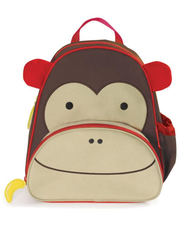 Skip Hop Σακίδιο Πλάτης Zoo - Monkey Skip Hop
