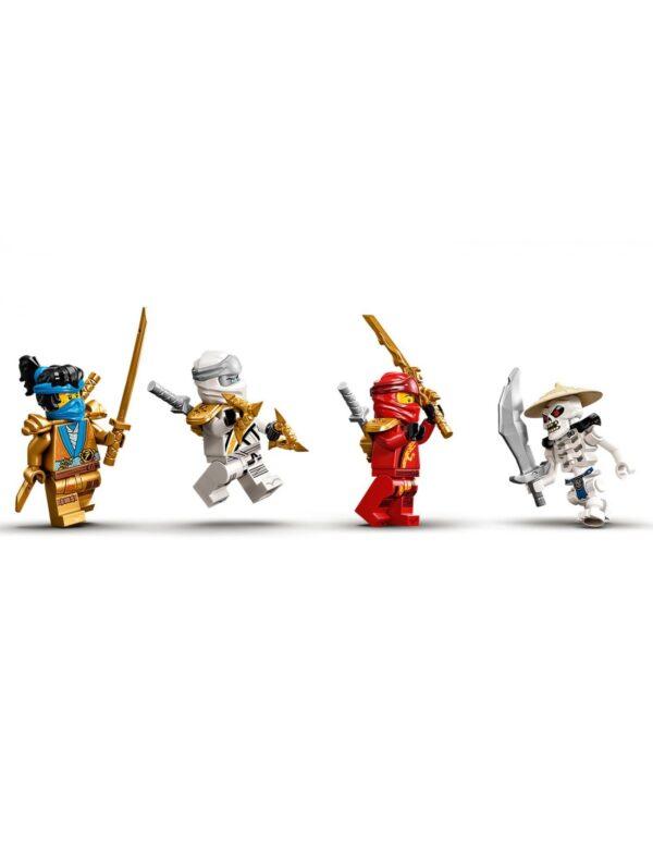 LEGO, Lego Ninjago Αγόρι 12 ετών +, 7-12 ετών Lego Ninjago Επίθεση του Δράκου της Φωτιάς  71753