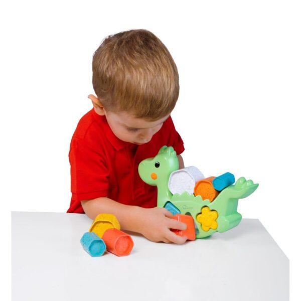 Chicco Αγόρι, Κορίτσι 12-24 μηνών, 6-12 μηνών Chicco ECO+ Σειρά Δεινόσαυρος Ισορροπίας Y02-10499-10