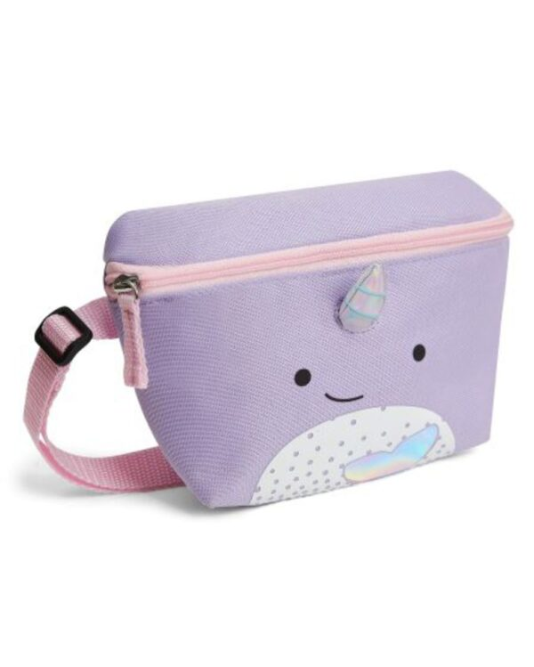 Skip Hop Παιδική Τσάντα Zoo Hip Pack Φάλαινα Skip Hop