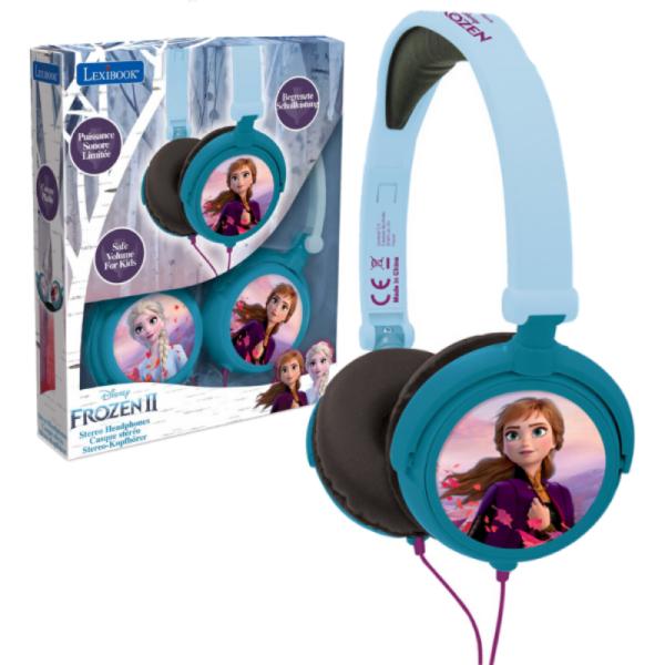 Lexibook Frozen Στερεοφωνικό Ενσύρματο Αναδιπλούμενο Lexibook Κορίτσι 5-7 ετών, 7-12 ετών Frozen