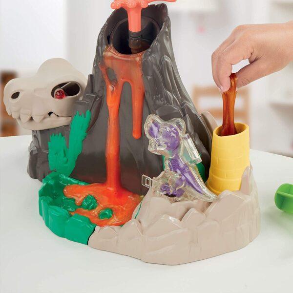 Play-Doh  Play-Doh Dino Lava Bones Island F1500RC0 Αγόρι, Κορίτσι 3-4 ετών, 4-5 ετών