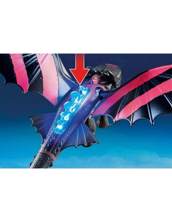 Playmobil Dragon Racing: Ψαρής και Φαφούτης -70727 12 ετών +, 4-5 ετών, 5-7 ετών, 7-12 ετών Αγόρι Playmobil, Playmobil Dragons Dragons