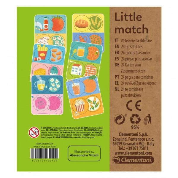 Clementoni  Clementoni Eco  Κάρτες - Πριν και Μετά 1265-16249 Αγόρι, Κορίτσι 2-3 ετών, 3-4 ετών, 4-5 ετών