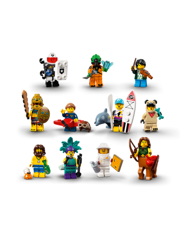 LEGO 71029 Minifigure Series 21 LEGO Αγόρι, Κορίτσι 5-7 ετών, 7-12 ετών LEGO, LEGO Minifigures