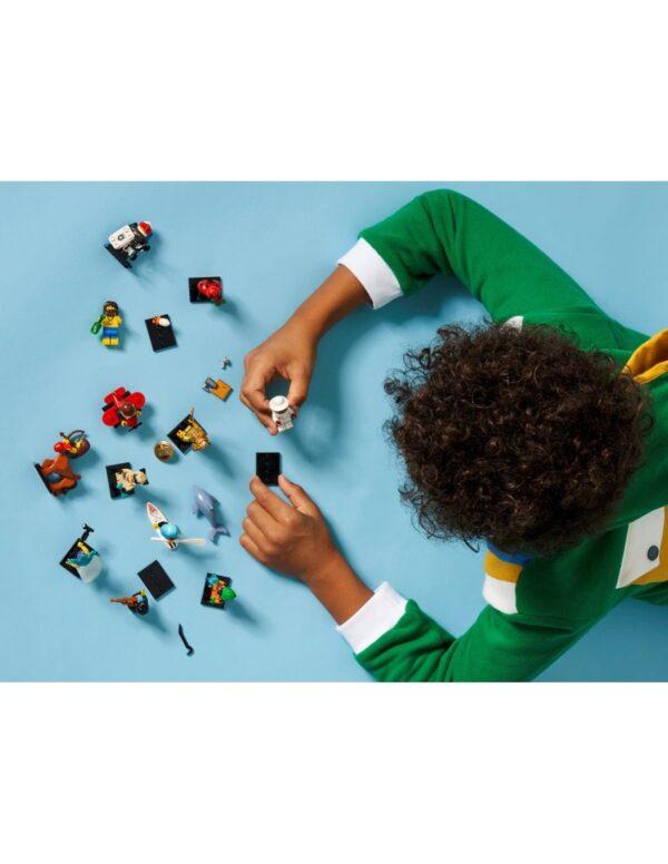 LEGO, LEGO Minifigures LEGO LEGO 71029 Minifigure Series 21 Αγόρι, Κορίτσι 5-7 ετών, 7-12 ετών