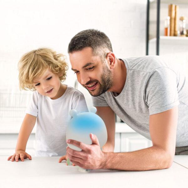 Baby Clementoni Βρεφικό  Παιχνίδι tellie Τα Πρώτα Μου Παραμύθια 1000-63893 3-4 ετών, 4-5 ετών, 5-7 ετών Αγόρι, Κορίτσι Baby Clementoni