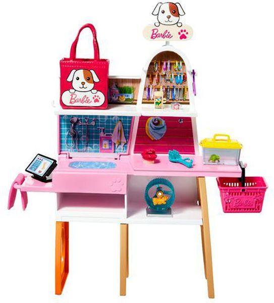 BARBIE Barbie Barbie Μαγαζί Για Κατοικίδια  GRG90 Κορίτσι 3-4 ετών, 4-5 ετών, 5-7 ετών