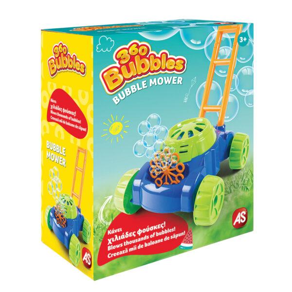 As Μηχανή  Γκαζόν για Σαπουνόφουσκες  5200-01352 3-4 ετών, 4-5 ετών, 5-7 ετών Αγόρι, Κορίτσι As