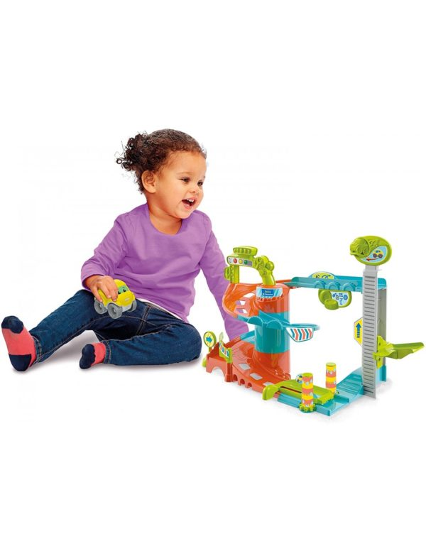 Baby Clementoni Αγόρι, Κορίτσι 12-24 μηνών, 2-3 ετών Baby Clementoni Baby Clementoni Βρεφικό Παιχνίδι Πίστα από Ανακυκλώμενα Υλικά