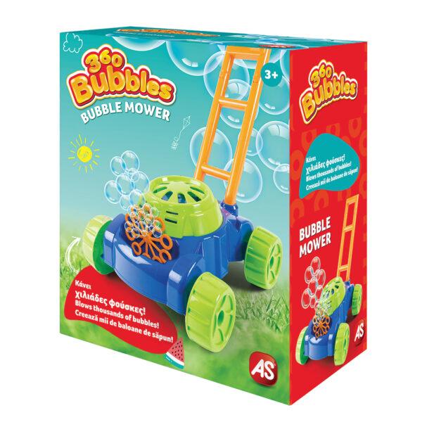 As Μηχανή  Γκαζόν για Σαπουνόφουσκες  5200-01352 Αγόρι, Κορίτσι 3-4 ετών, 4-5 ετών, 5-7 ετών  As