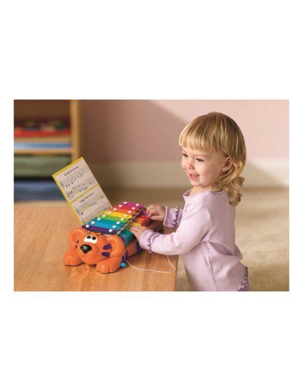 Little Tikes Ξυλόφωνο Πιανάκι 2 σε 1 LTT20000  Αγόρι, Κορίτσι 12-24 μηνών, 2-3 ετών Little tikes