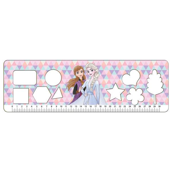 must Frozen Μπλοκ Ζωγραφικής Disney Frozen 2 40 Φύλλων με Αυτοκόλλητα-Στένσιλ- 2 Σελίδες Χρωματισμού, 23x33 εκ.  562751 Κορίτσι 3-4 ετών, 4-5 ετών, 5-7 ετών, 7-12 ετών