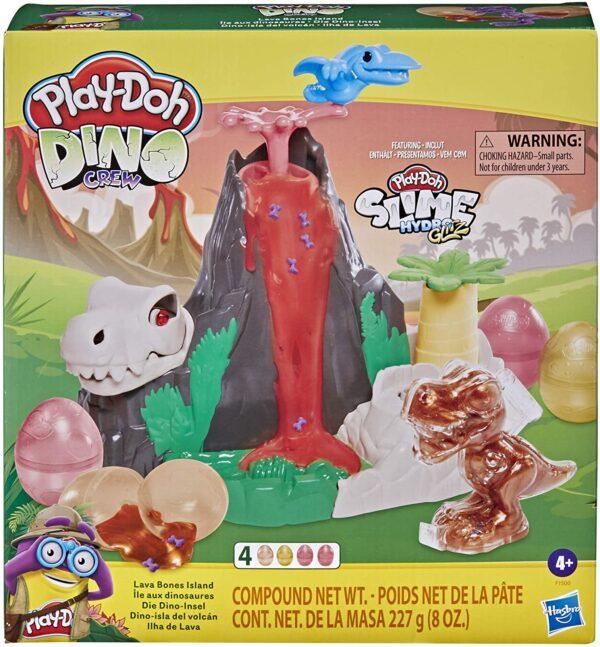 Play-Doh Dino Lava Bones Island F1500RC0 Play-Doh Αγόρι, Κορίτσι 3-4 ετών, 4-5 ετών