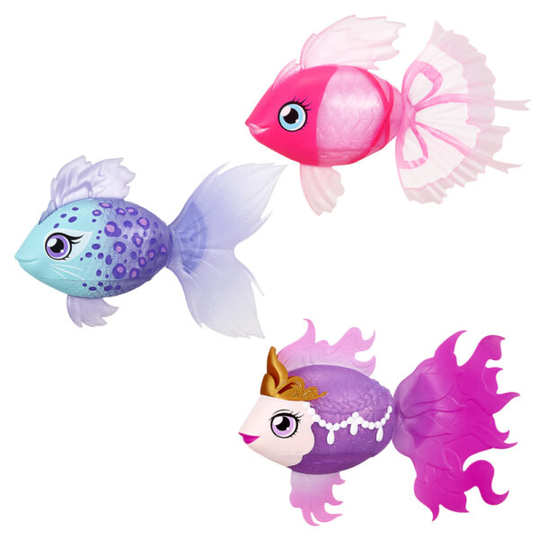 Little LIVE PETS Αγόρι, Κορίτσι 3-4 ετών, 4-5 ετών Little Live Pets Ψαράκι Aquaritos 3 σχέδια LP101000