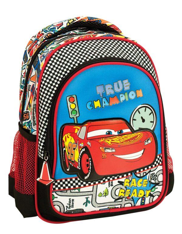 Gim Τσάντα Νηπίου Cars  Let's Race 341-49054 Gim Αγόρι 4-5 ετών Cars