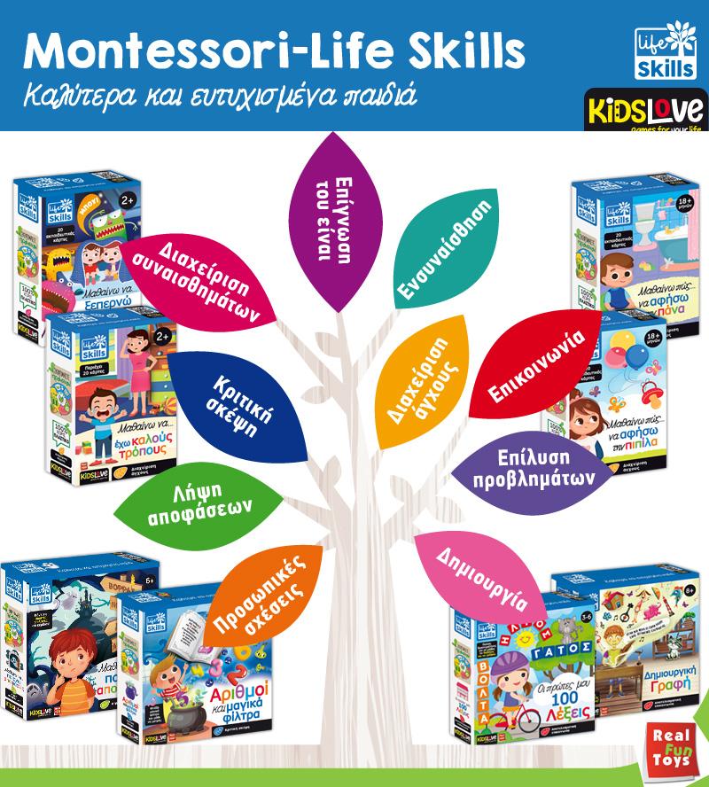Montessori Life Skills