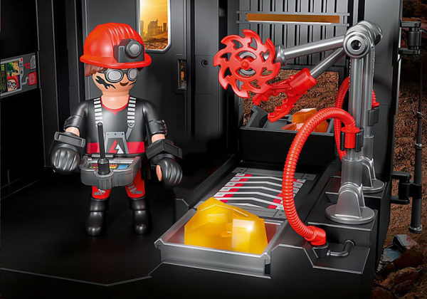 Playmobil, Playmobil Dino Rise Αγόρι 12 ετών +, 5-7 ετών, 7-12 ετών Playmobil Dino Rise Ο βράχος των δεινοσαύρων 70623