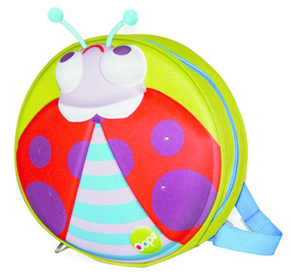 Oops Τσάντα Πλάτης My Starry Backpack Ladybird    Oops