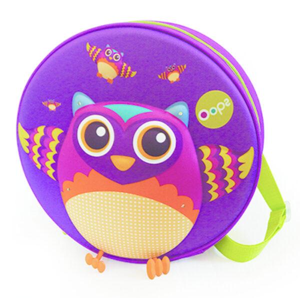 Oops Τσάντα Πλάτης My Starry Backpack Owl    Oops
