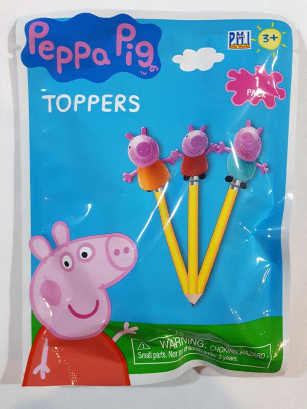 Peppa Pig Toppers PP000000 Peppa Pig Αγόρι, Κορίτσι  Peppa Pig