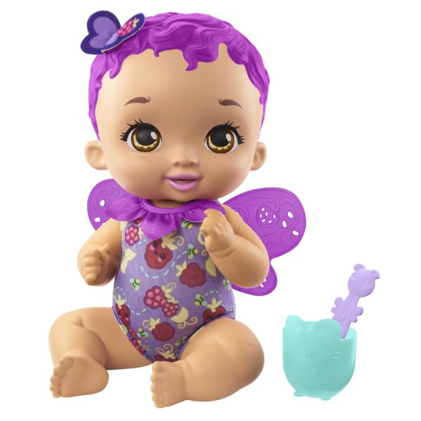 My Garden BabyΜωράκι ΏραΓιαΦαγητό Μωβ Μαλλιά My Garden Baby Κορίτσι 3-4 ετών, 4-5 ετών, 5-7 ετών