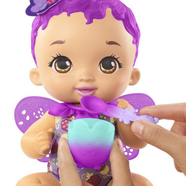 My Garden Baby Κορίτσι 3-4 ετών, 4-5 ετών, 5-7 ετών My Garden BabyΜωράκι ΏραΓιαΦαγητό Μωβ Μαλλιά