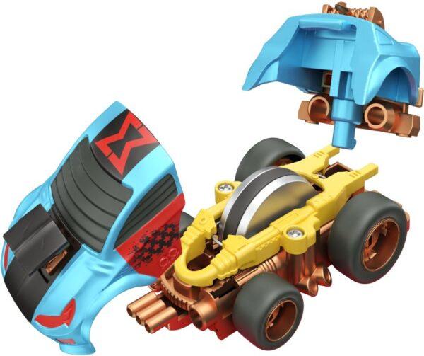 Tactic Αγόρι  Boom City Racers S1 Single Pack BMC03000/BMC05000