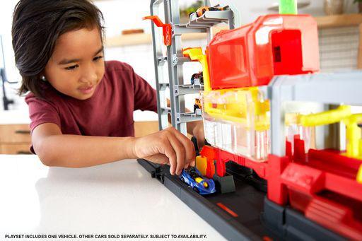 Hot Wheels Color Reveal Πλυντήριο Με Χταπόδι Αγόρι 5-7 ετών, 7-12 ετών Hot Wheels Hot Wheels