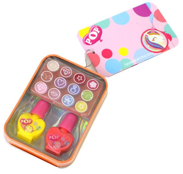 Markwins POP GIRL Color Tin - llama 1539003E Markwins Κορίτσι 4-5 ετών, 5-7 ετών, 7-12 ετών