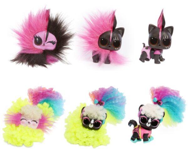L.O.L Surprise Κούκλα Lights Pets - 1 Τμχ LLUA6000  Κορίτσι L.O.L Surprise LoL