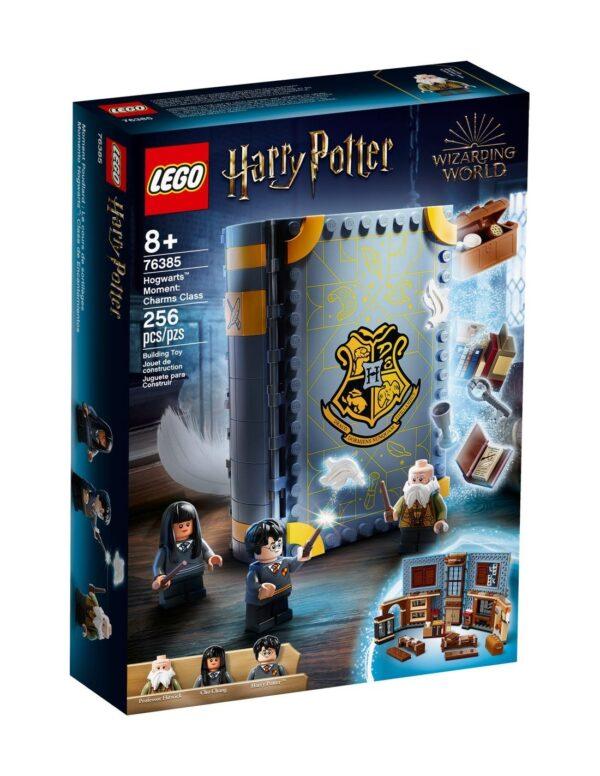 Lego Harry Potter Στιγμές Χόγκγουαρτς: Charms Class76385 Lego Harry Potter Αγόρι 12 ετών +, 7-12 ετών Harry Potter